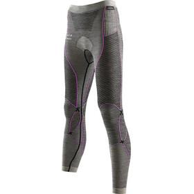 X-Bionic Apani Merino By Fastflow - Ropa interior Mujer - gris/rosa